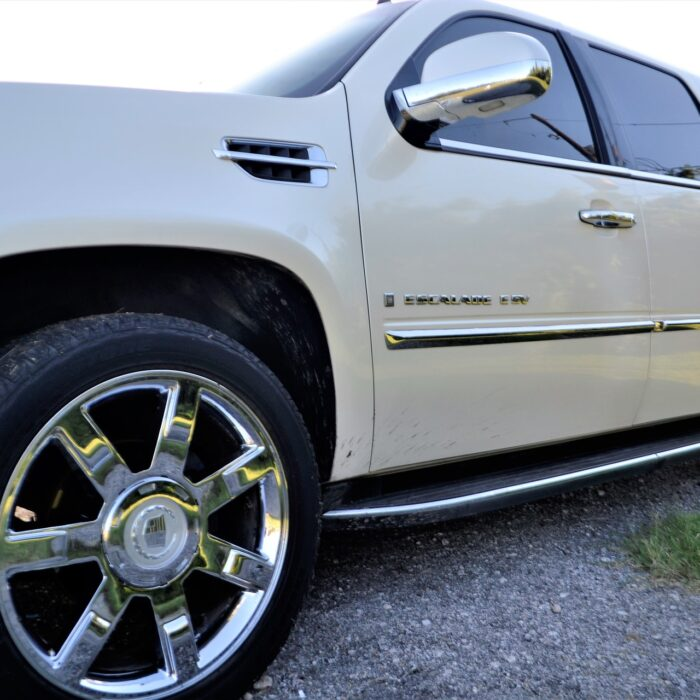 Why GM Discourages Reconditioned Wheels and What That Means for Your Cadillac Repair