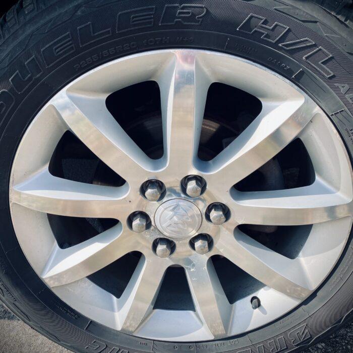 Why GM Discourages Reconditioned Wheels and Why That's Crucial for Your Buick