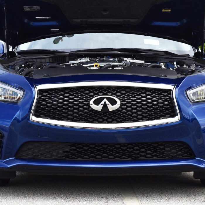INFINITI Discourages the Use of Salvage or Recycled Parts—Why This Is Important for Your Repair